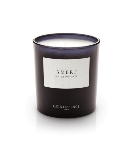 BOUGIES QUINTESSENCE PARIS Ambre QUINTESSENCE