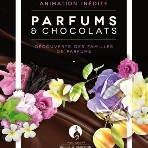 Animations Parfums & Chocolats