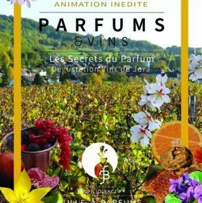 Animations Parfums & Vins